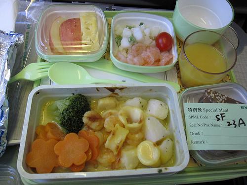 長榮海鮮餐 (by ShuLin)