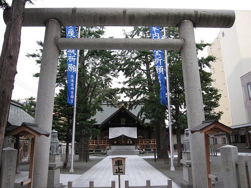 北海道神宮頓宮 (by ShuLin)