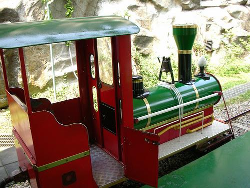 峽谷列車 (by ShuLin)
