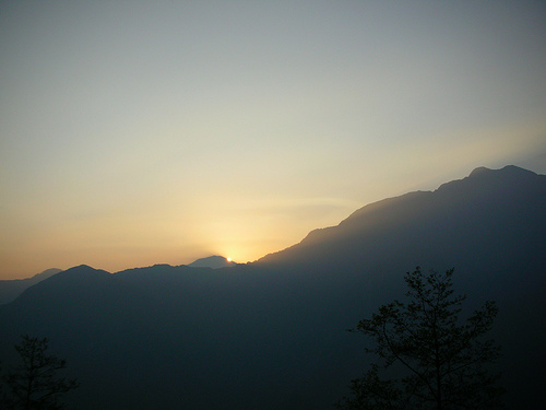 太陽出來了 2 (by ShuLin)