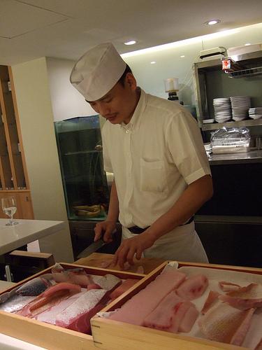 2008-05-20 18-22 MASA壽司(高級日式料理)