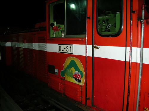 觀日列車火車頭