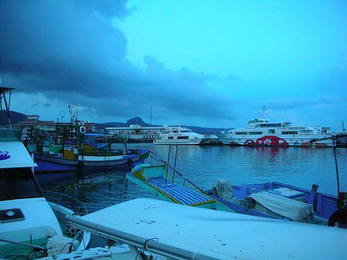 後壁湖漁港