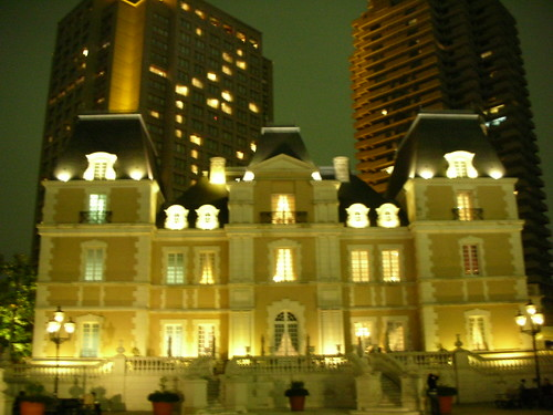 恵比寿花園廣場歐洲風格