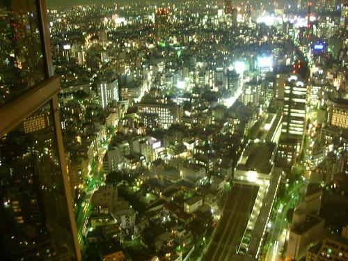 恵比寿花園廣場38樓觀景台
