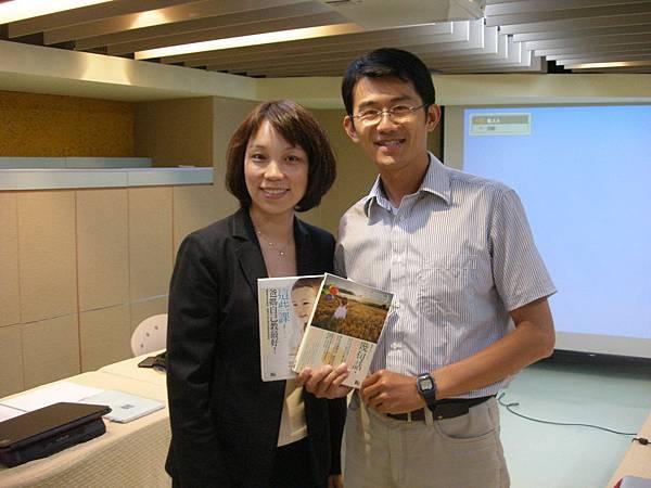劉雅棋老師與順子