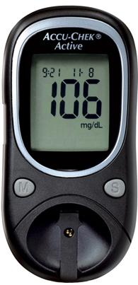 羅氏活力血糖機