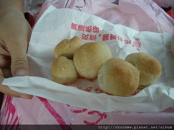 慈心華德福的自製麵包