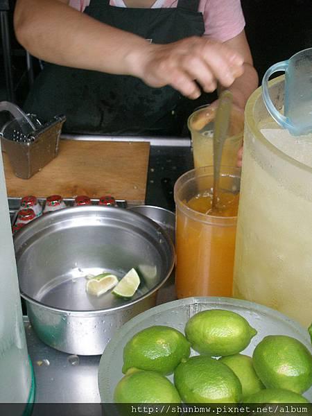 宜蘭檸檬愛玉30年老店