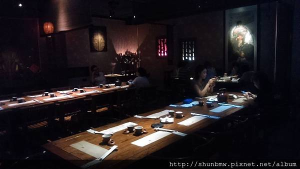 宜蘭無菜單料理清閒院餐廳