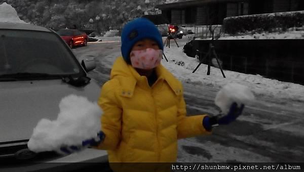 台灣下雪的地方