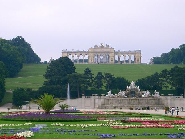 Schönbrunn1