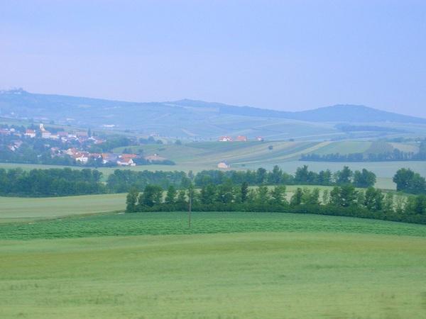 Von Wien nach Praha