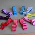 閃亮馬卡龍(深紫、淡紫、土耳其藍、湖藍、天空藍、亮黃、粉紅、桃紅、珊瑚紅、豔桃紅)