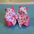 粉紅櫻桃派
