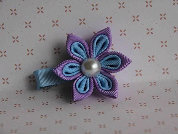 雙色珍珠花-藍紫色