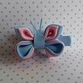舞蝶兒-粉紅藍