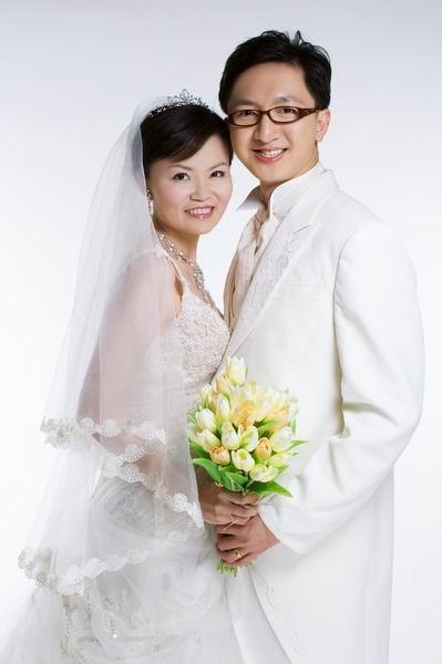 經典婚紗照來一張