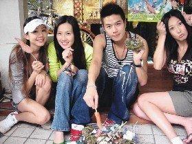 左起-李姝妍、梁又琳、李易、張本渝