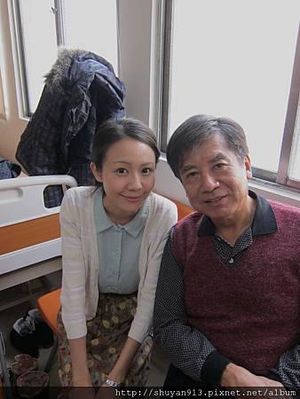 大愛戲劇-辦桌師兄.姝姸在劇中飾演龍冠武大哥的長媳
