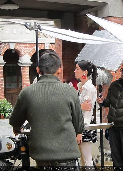 李姝姸在艋舺的女人中飾演小芬