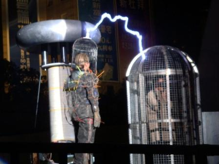 法拉第科學舞台劇