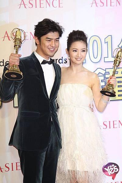 2012.10.26金鐘獎