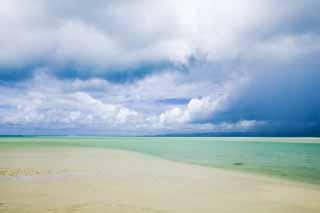 天空和海洋