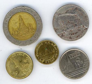 泰銖(Coins)