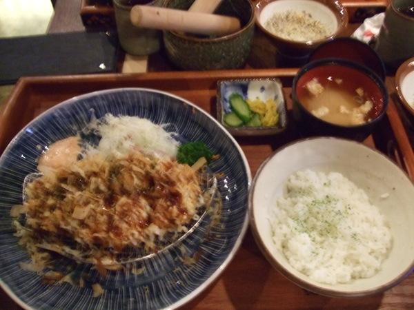 我的大阪燒豬排