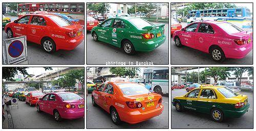 曼谷計程車
