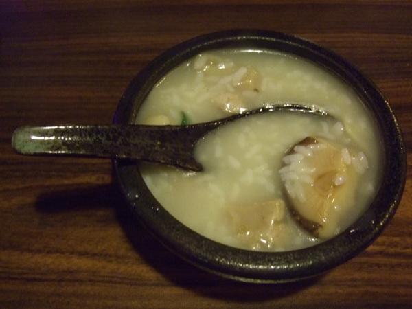 北菇嫩雞粥