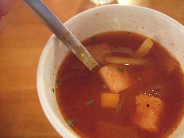 蕃茄蔬菜濃湯