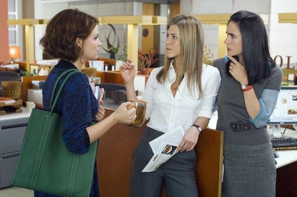 珍妮佛安妮斯頓Jennifer Aniston & 珍妮佛康娜莉Jennifer Connelly