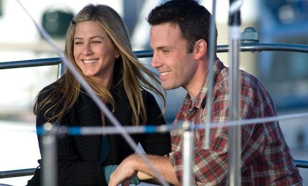 珍妮佛安妮斯頓Jennifer Aniston & 班艾佛列克Ben Affleck