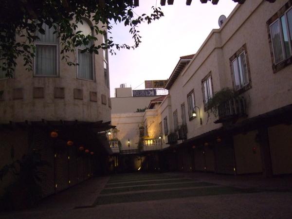 飯店入口~