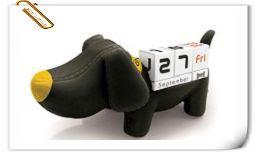 贈品:狗狗日曆