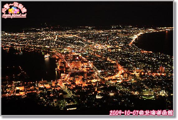 北海道_函館夜景