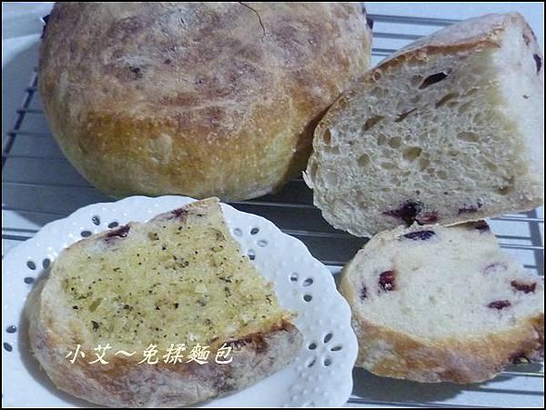 免揉麵包(1)P1270422