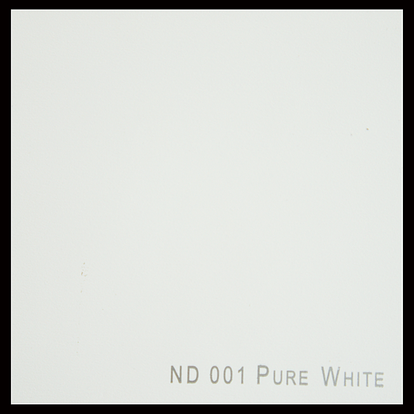 ND001-PURE WHITE
