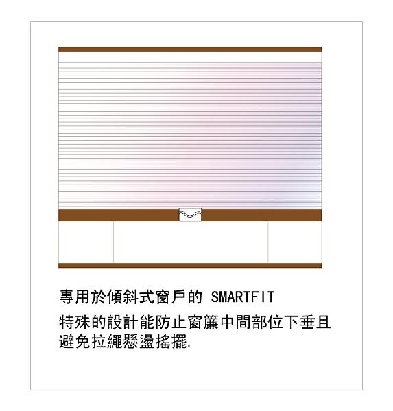 傾斜窗smartfit