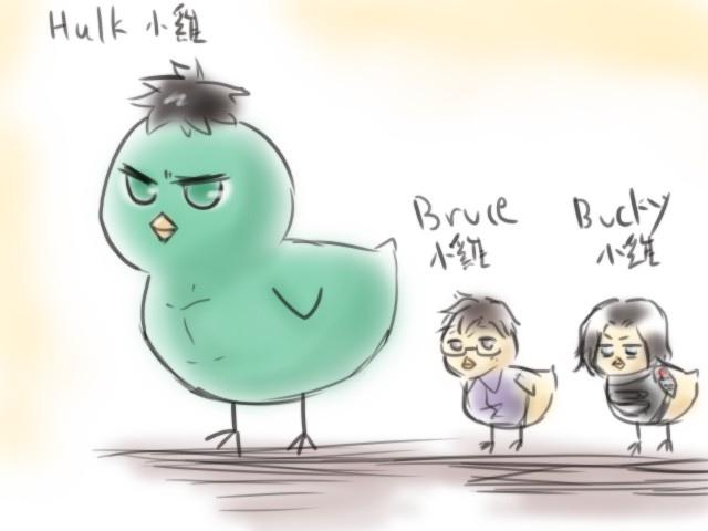 小雞001