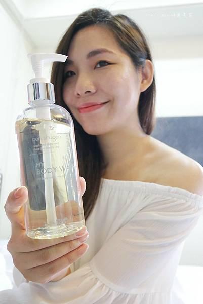 Pen Shugen 香PEN-PEN肌膚保養組果香味,沐浴一身水嫩香氛。