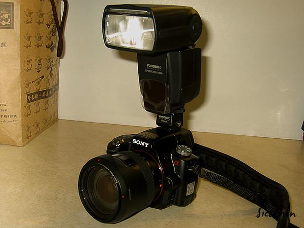 A33 + YN-560 + Minolta 24-105mm 全