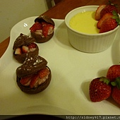 黑巧莓芙&烤布蕾