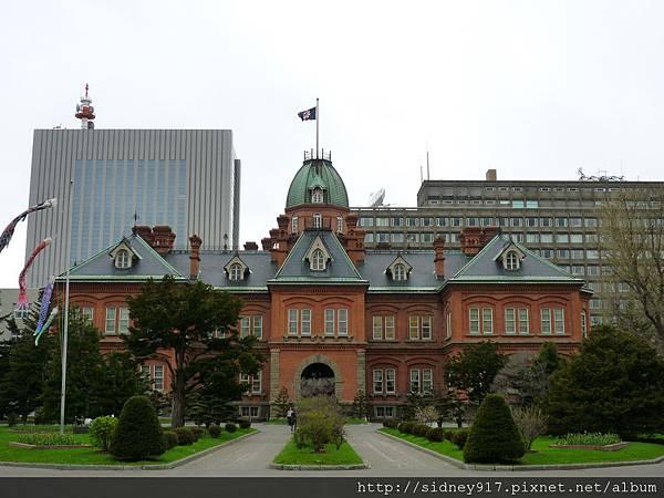 北海道自由行Day1