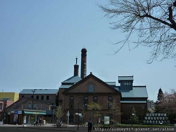 Sapporo酒廠