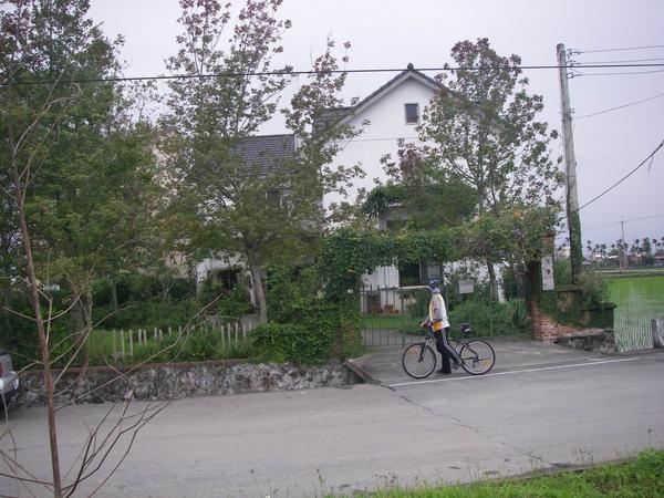 安農溪南北岸自行車道啟用典禮