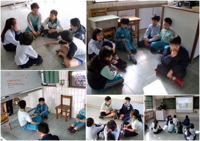 第三週團體活動