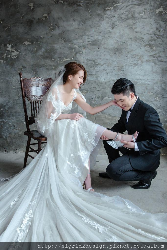 琪琪小姐 台灣婚紗攝影 David%26;Slivia